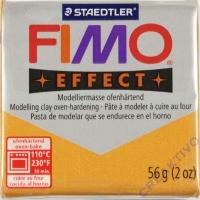 Fimo Effekt Modelliermasse 56g metallic gold