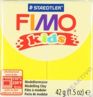 Fimo Kids 42g gelb