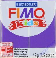 Fimo Kids 42g lila