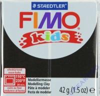 Fimo Kids 42g schwarz