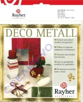 Rayher Deco Metall gold