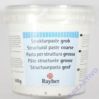 Rayher Strukturpaste grob 500ml