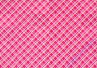 Motiv-Fotokarton 300g/qm 50x70cm Karos & Punkte pink