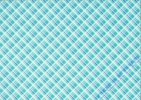 Motiv-Fotokarton 300g/qm 50x70cm Karos & Punkte blau