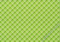 Motiv-Fotokarton 300g/qm 50x70cm Karos & Punkte grün