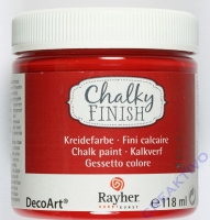 Chalky Finish 118ml - klassikrot