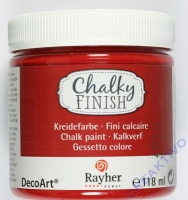 Chalky Finish 118ml - burgund