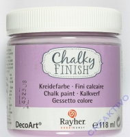 Chalky Finish 118ml - lavendel