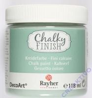 Chalky Finish 118ml - mintgrün