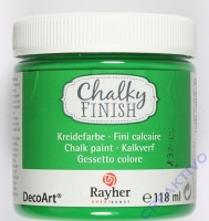 Chalky Finish 118ml - immergrün