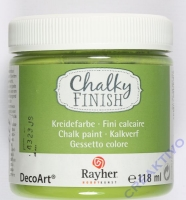 Chalky Finish 118ml - avocado