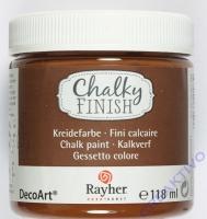 Chalky Finish 118ml - rehbraun