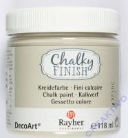 Chalky Finish 118ml - helltopaz