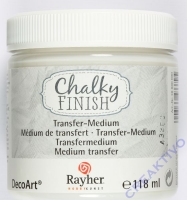 Chalky Finish - Transfer Medium 118ml