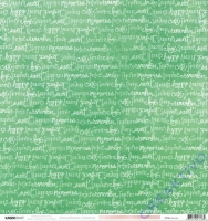 Scrapbooking-Papier Serenity (Restbestand)