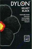 Rayher Dylon Waschmaschinenfarbe - schwarz