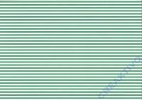 Vario-Karton 300g/qm 50x70cm grün/weiß Streifen