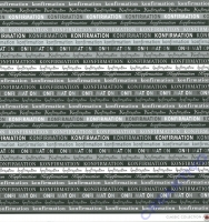 Scrapbooking Papier Konfirmation schwarz/grau
