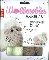 Wollowbies Häkelset Schaantall Schaf