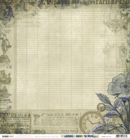 Scrapbooking Papier Mary Jane (Restbestand)