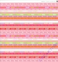 Karen Marie Klip Scrapbooking Papier Baby Girl