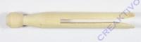 Rundkopf-Wäscheklammer 11cm 1 Stück