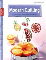 Topp 4148 - Modern Quillung - Filigrane Papierkreationen durchs Jahr