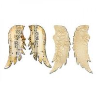 Sizzix Bigz Die - Angel Wings Angelwings