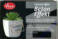 Beton Effekt - Paste und Lasur