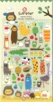Stickerbogen Animal Farm