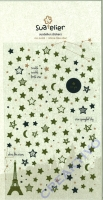 Stickerbogen Shine like Star