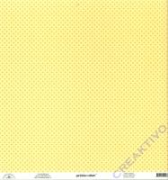 Doodlebug Transparentpapier Sprinkles 30,5x30,5cm - bumblebee
