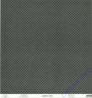 Doodlebug Transparentpapier Sprinkles 30,5x30,5cm - beetle black