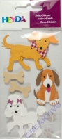 Heyda Sticker Hunde