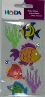 Heyda Sticker Fische