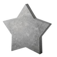 Giessform Stern 28x28cm