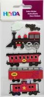 Heyda Sticker Eisenbahn
