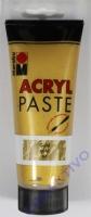 Marabu Acryl Paste gold