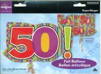 Folienballon 50 (46cm x 74cm)