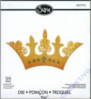 Sizzix Bigz Die - Crown #2