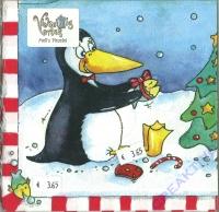 Servietten Pinguin (Restbestand)