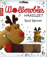 Wollowbies Häkelset Rudi Rentier
