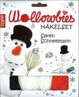 Wollowbies Häkelset Søren Schneemann