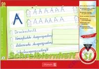 Schreiblernheft A4