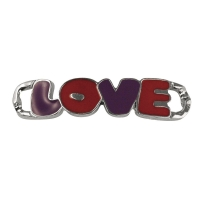 Rayher Shoe Charms Love
