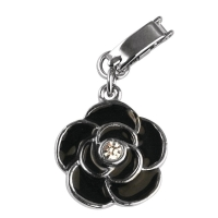 Rayher Shoe Charms Rose
