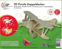 3D Puzzle Doppeldecker