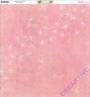 Scrapbooking Papier Primrose Breathtaking (Restbestand)