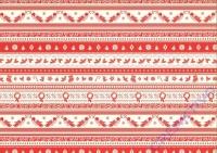 Motiv-Fotokarton 300g/qm 49,5x68cm Weihnachten Nostalgie Motiv 02