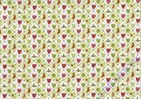 Motiv-Fotokarton 300g/qm 49,5x68cm Weihnachten Tradition Motiv 03